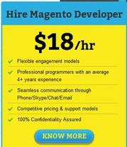 Magento Developers for Hire
