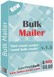 Fastest Bulk Mailing software.