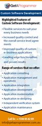 Dedicated Custom Software Development Companies