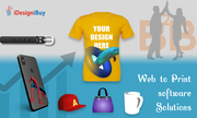 Highly Scalable Custom T-shirt Design Tool