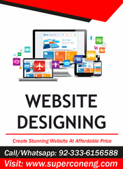 Create Stunning Website At Affordable Price