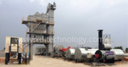 Asphalt batch mix plant manufacturer in Gujarat
