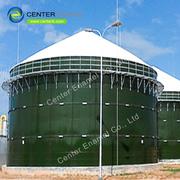 Porcelain EnamelLiquid Storage Tank for Industrial wastewater storage