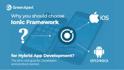 Why you should choose Ionic Framework for Hybrid App Development?