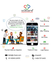 W3care Website and Mobile App company